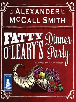 cover image of Fatty O'Leary's Dinner Party