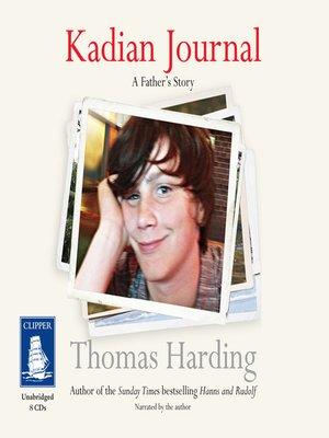 cover image of Kadian Journal