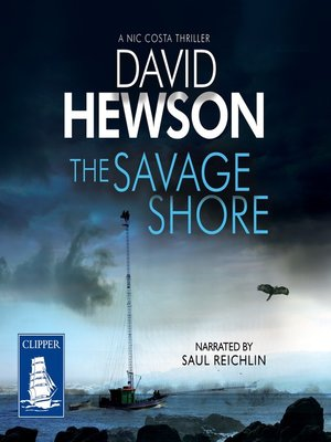 cover image of The Savage Shore