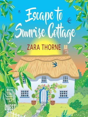 cover image of Escape to Sunrise Cottage