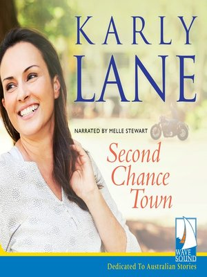 cover image of Second Chance Town