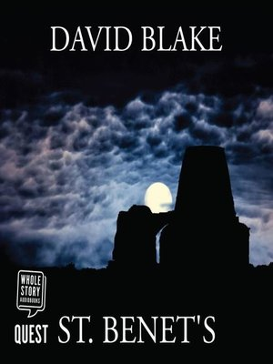 cover image of St. Benet's--A Chilling Norfolk Broads Crime Thriller