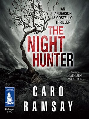 cover image of The Night Hunter--Anderson and Costello, Book 5