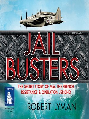 cover image of Jail Busters