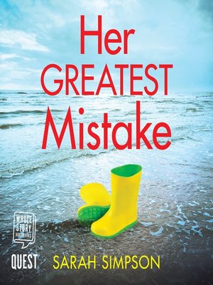 cover image of Her Greatest Mistake
