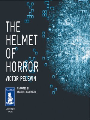 cover image of The Helmet of Horror
