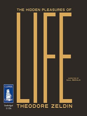 cover image of The Hidden Pleasures of Life