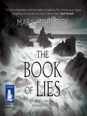 cover image of The Book of Lies