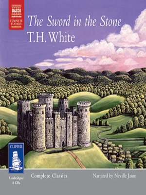 cover image of The Sword in the Stone