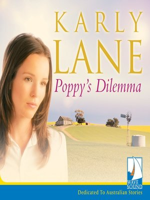 cover image of Poppy's Dilemma