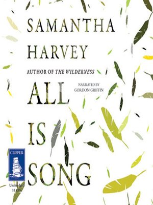 cover image of All is Song