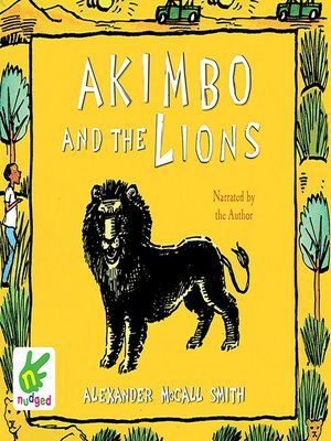cover image of Akimbo and the Lions