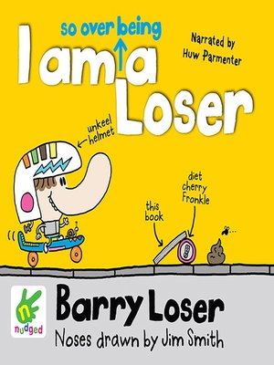 cover image of Barry Loser--I am so over being a Loser
