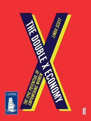 cover image of The Double X Economy
