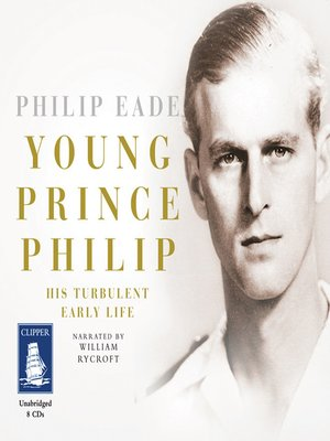 cover image of Young Prince Philip