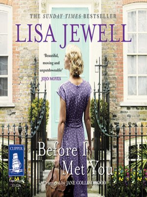 cover image of Before I Met You
