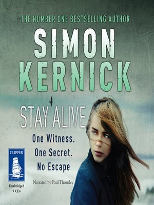 cover image of Stay Alive
