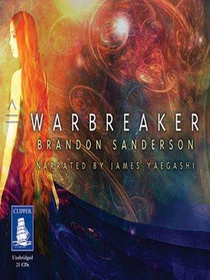 cover image of Warbreaker