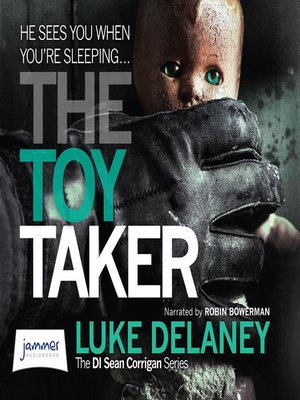 cover image of The Toy Taker