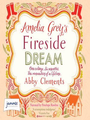 cover image of Amelia Grey's Fireside Dream