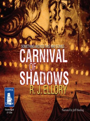 cover image of Carnival of Shadows