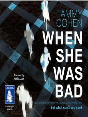 cover image of When She Was Bad