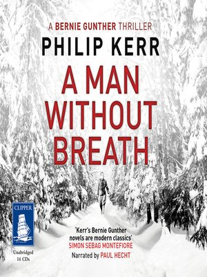 cover image of A Man Without Breath