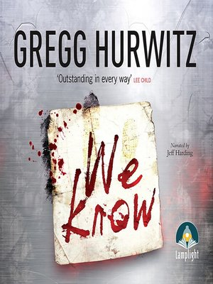 cover image of We Know