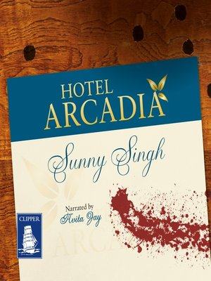cover image of Hotel Arcadia