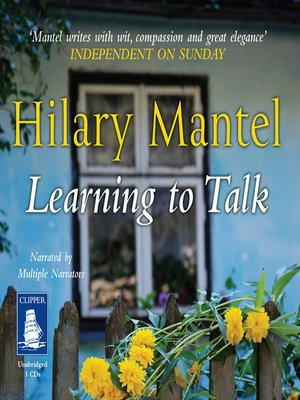 cover image of Learning to Talk