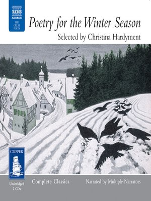 cover image of Poetry for the Winter Season
