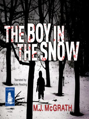 cover image of The Boy in the Snow