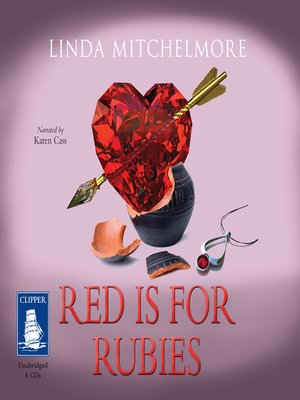 cover image of Red is for Rubies