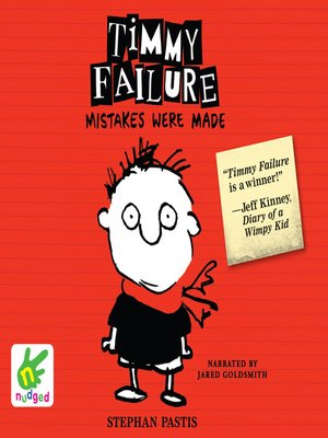 cover image of Timmy Failure, Mistakes Were Made