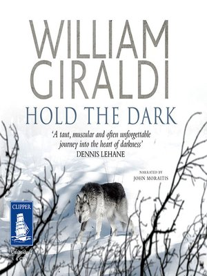 cover image of Hold the Dark