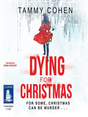 cover image of Dying For Christmas