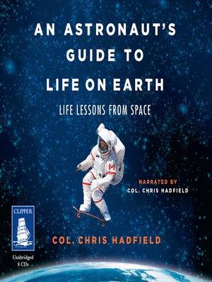 Hadfield ebook download chris