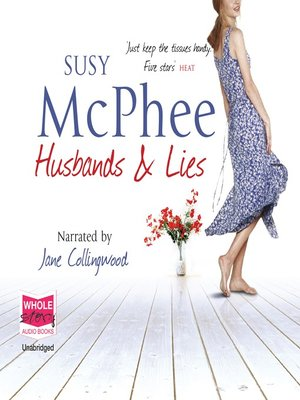 cover image of Husbands and Lies