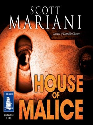 cover image of House of Malice