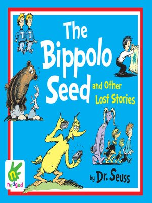 cover image of The Bippolo Seed and other lost stories