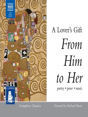 cover image of A Lover's Gift--From Him to Her