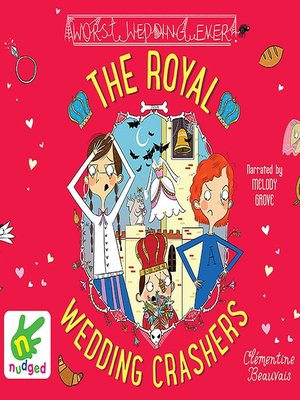 cover image of The Royal Wedding Crashers
