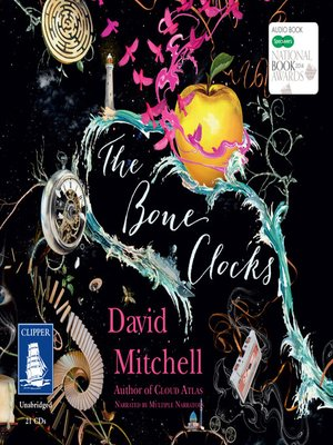 cover image of The Bone Clocks