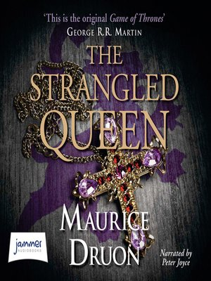cover image of The Strangled Queen