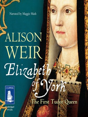 cover image of Elizabeth of York
