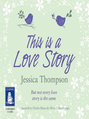 cover image of This is a Love Story