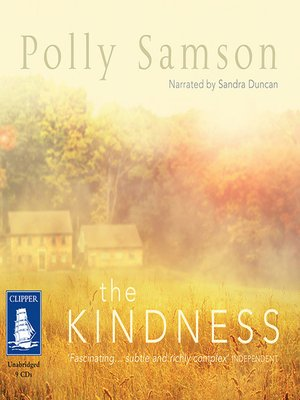 cover image of The Kindness