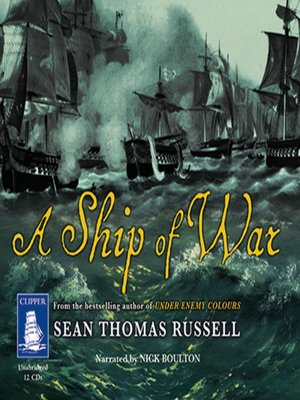 cover image of A Ship of War
