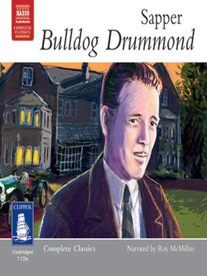cover image of Bulldog Drummond