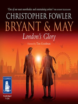 cover image of London's Glory